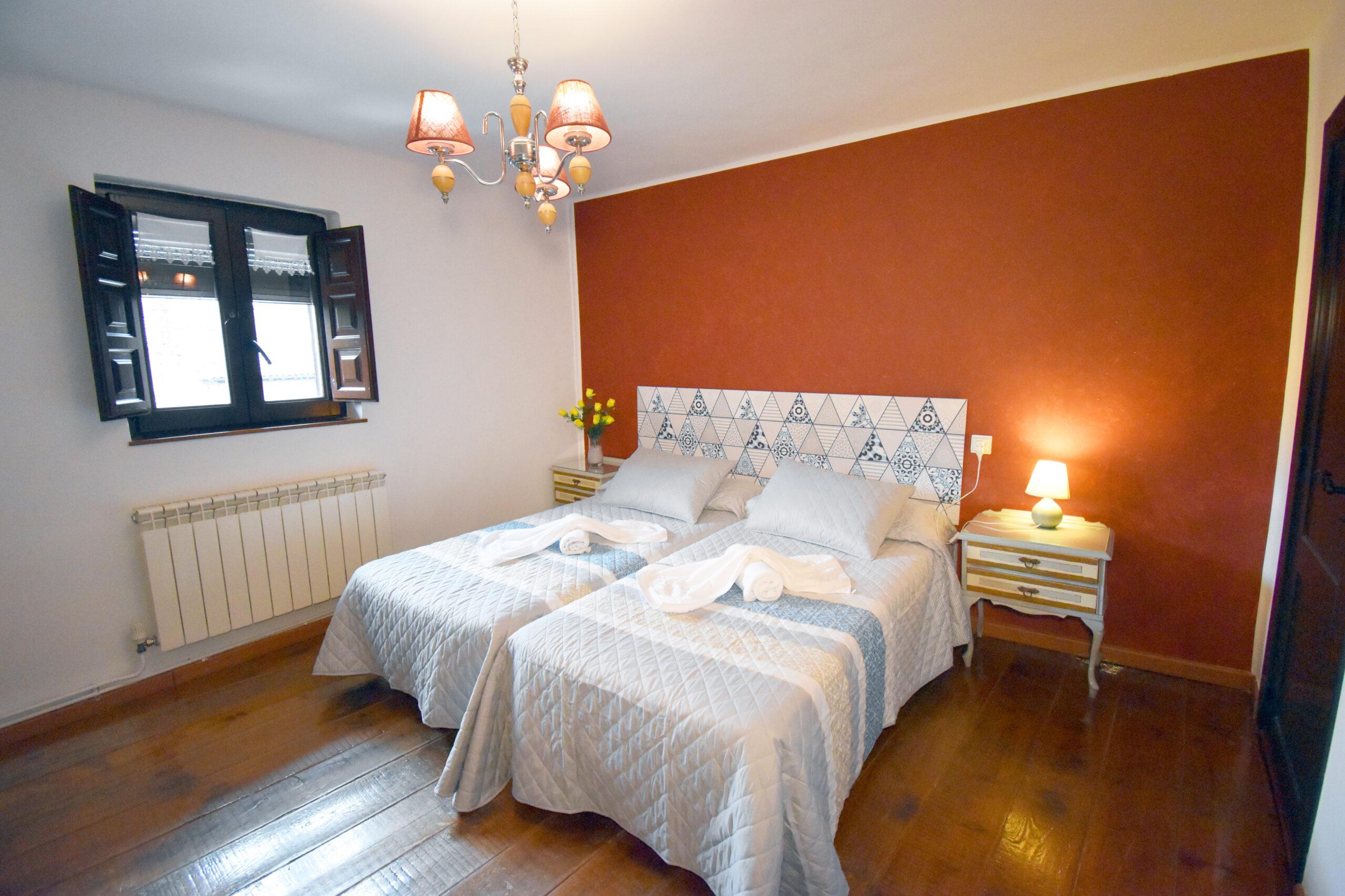 Casa Rural El Último Carretero - Soria- Molinos de Duero - Habitación 2
