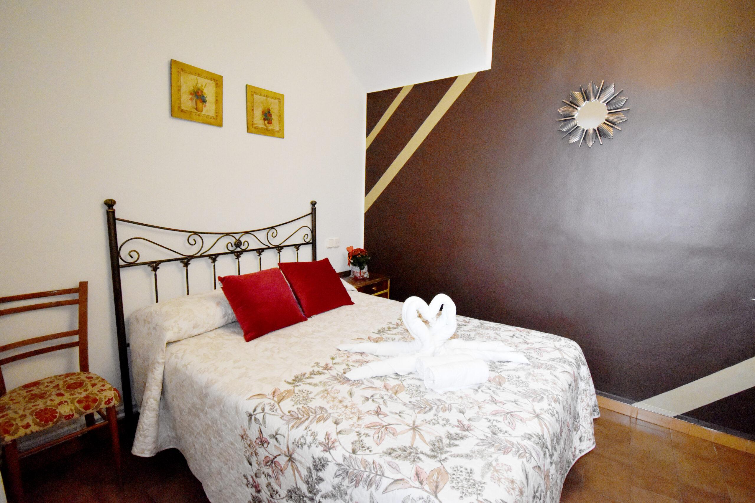 Casa Rural El Último Carretero - Soria- alcoba