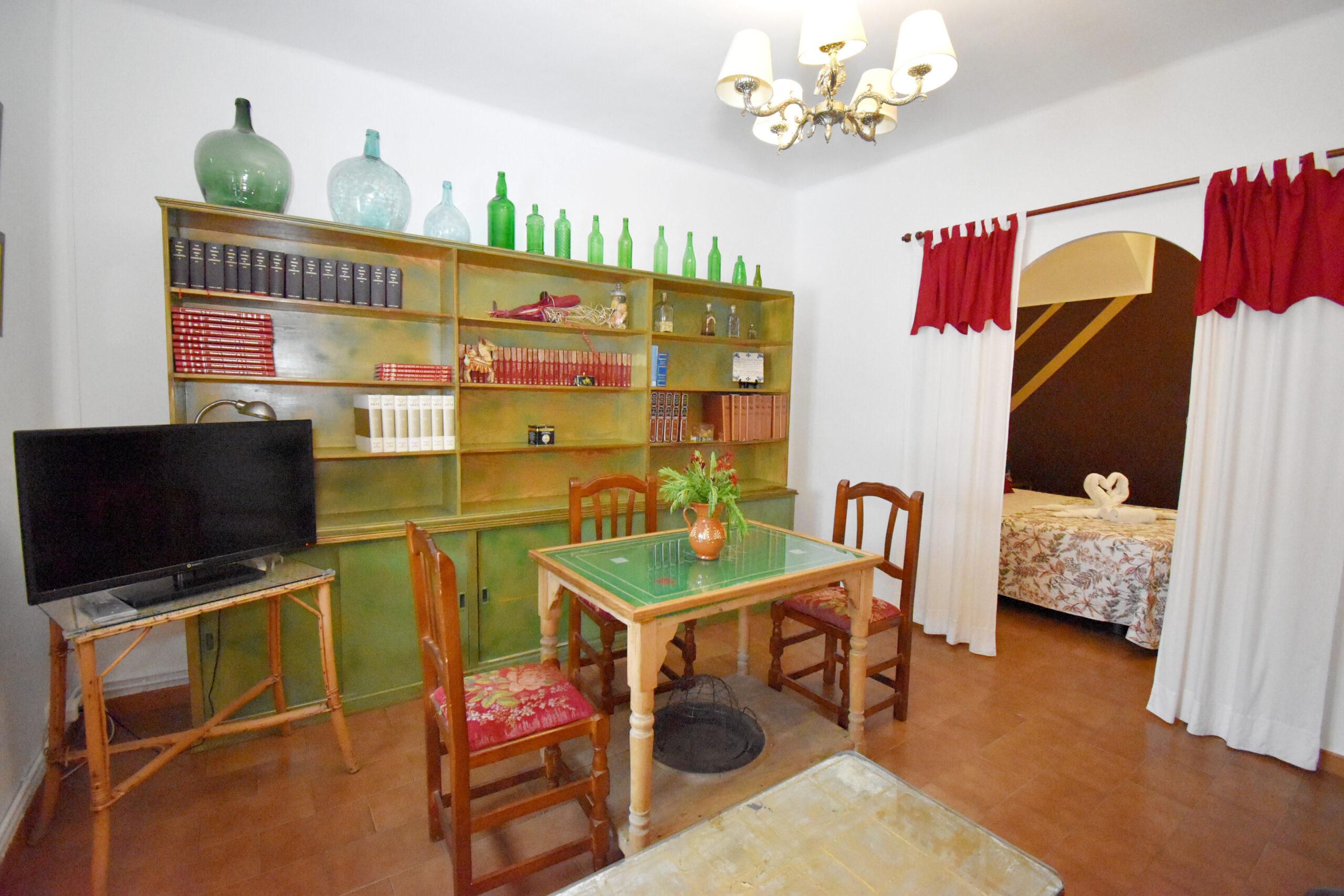 Casa Rural El Último Carretero - Soria- biblioteca