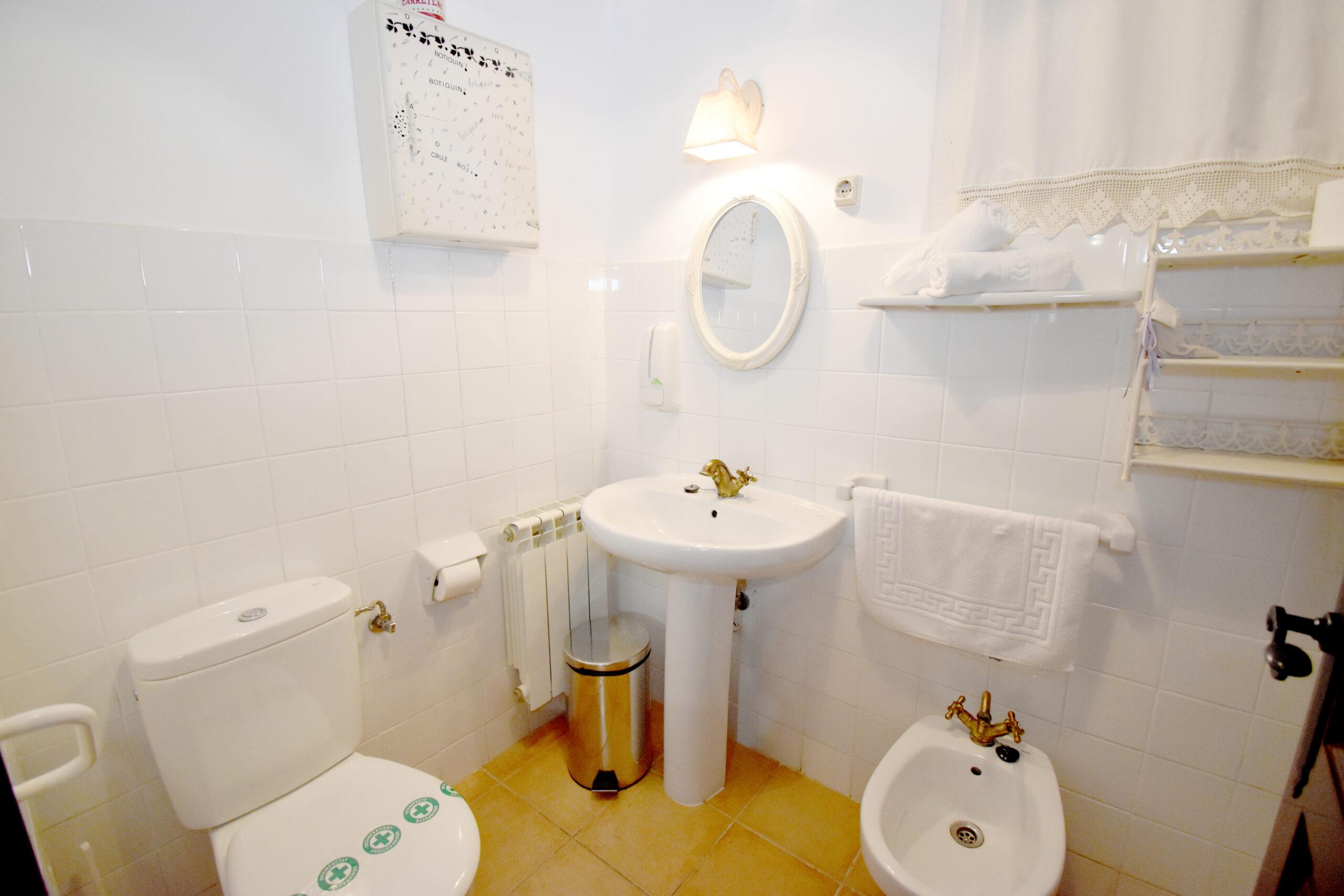 Casa Rural El Último Carretero - Soria- baño 1