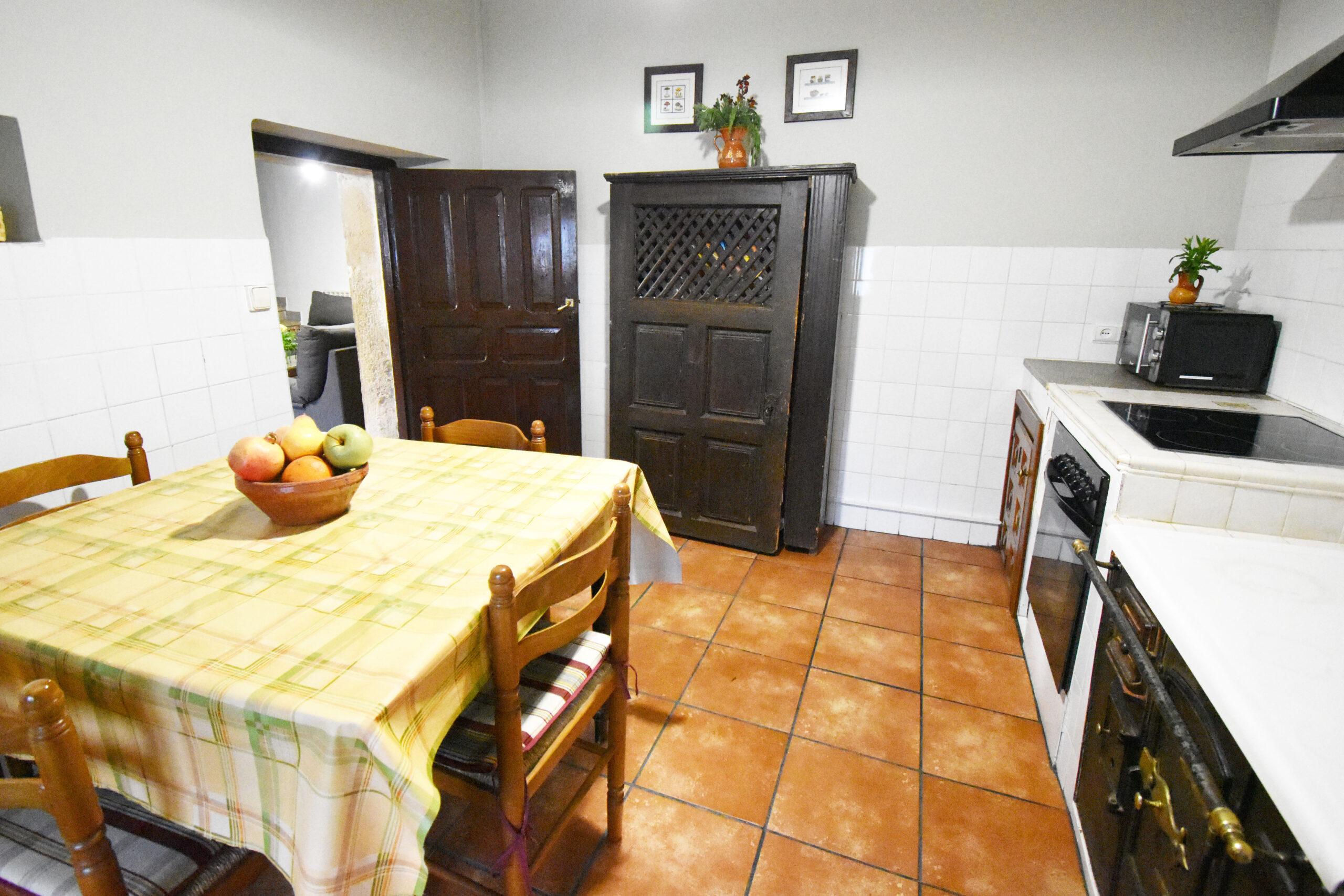 Casa Rural El Último Carretero - Soria- Cocina