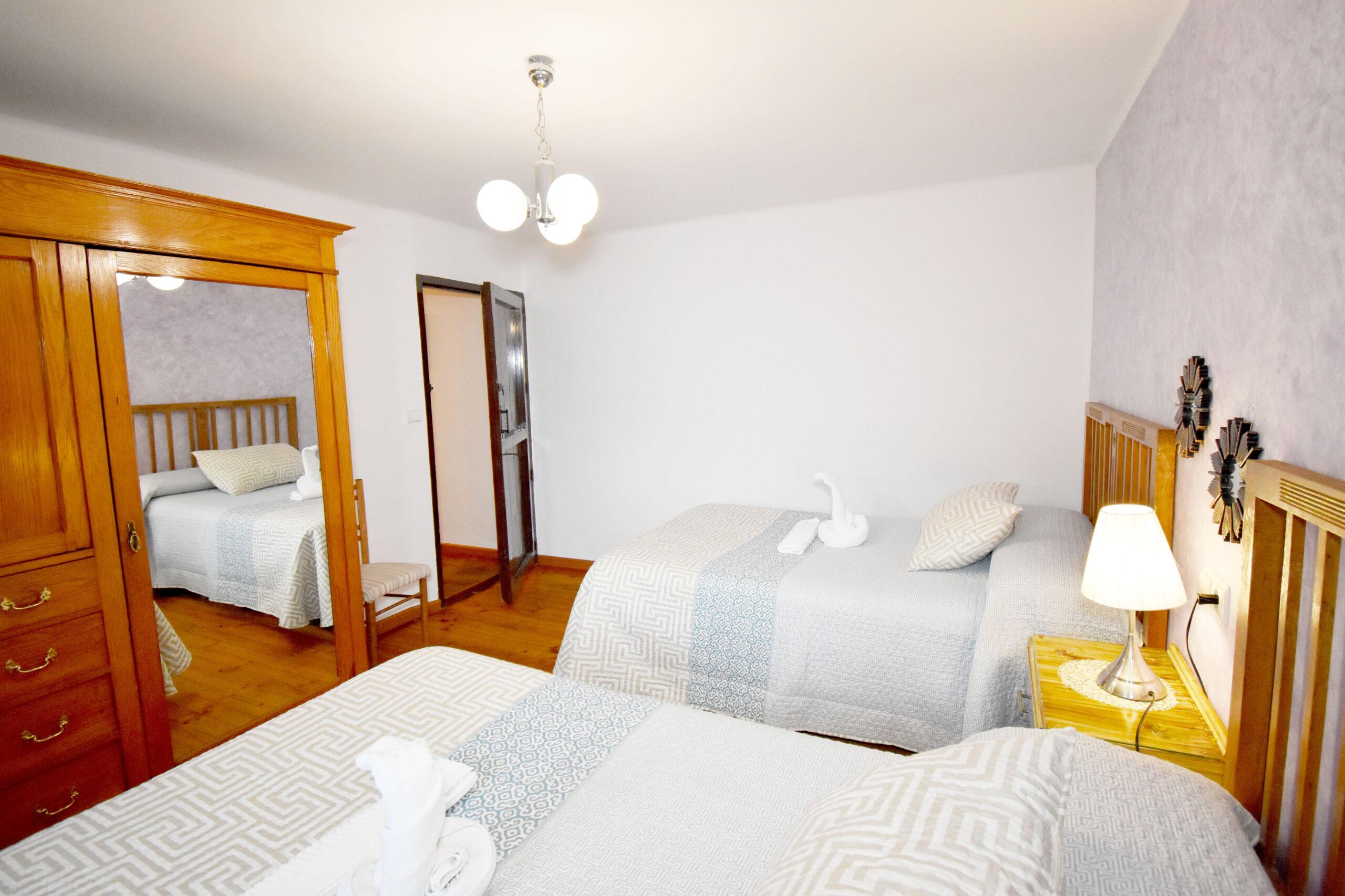 Casa Rural El Último Carretero - Soria- Molinos de Duero - Habitación 4