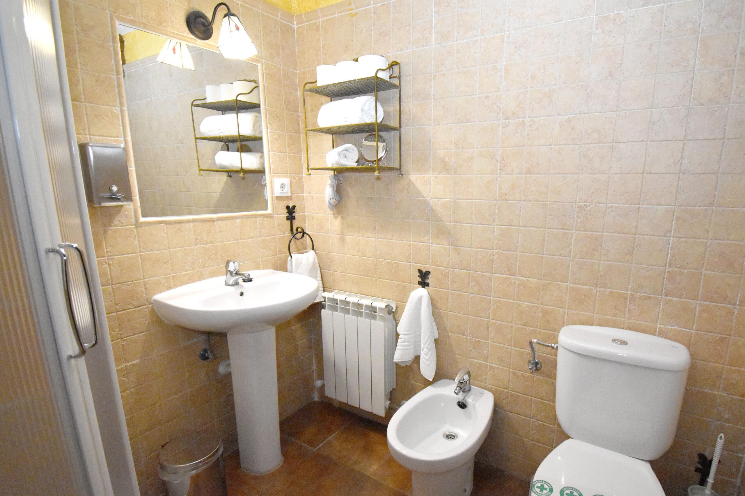 Casa Rural El Último Carretero - Soria- baño 2